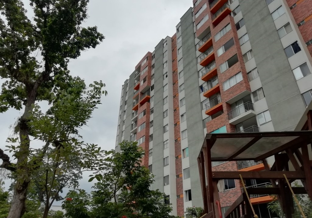 Apartamento Conjunto Portanova Torre A Apto 506